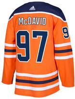 adidas Men's Connor McDavid Edmonton Oilers adizero Authentic Pro Player Jersey
