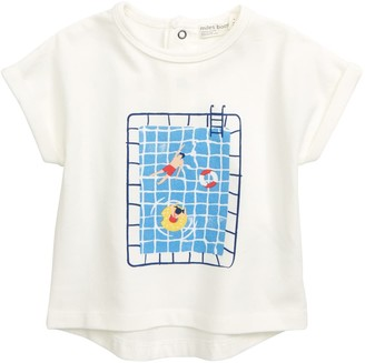 Miles Baby Graphic T-Shirt (Baby)
