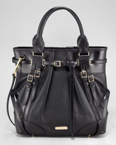 Burberry Bridle Medium Whipstitch Tote Bag