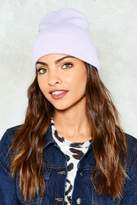 Nasty Gal nastygal You're the Queen Beanie