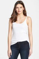 Eileen Fisher Organic Cotton Tank (Regular & Petite)