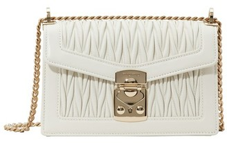 Miu Miu Miu Confidential matelasse crossbody bag
