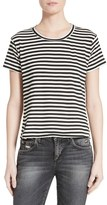 Amo Women's Seaton Stripe Tee