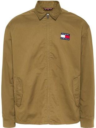 Tommy Jeans Cotton Jacket