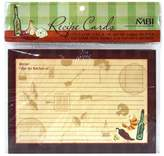 Mbi Family Recipes 5-Inch-by-7-Inch Additional Cards 25-Pack