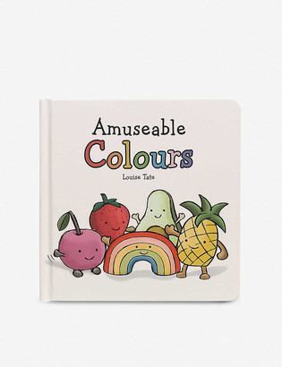 Jellycat Amuseables Colours book