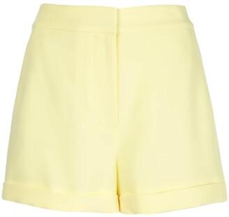 Cinq à Sept Elaine high-waisted shorts