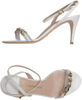 EMPORIO ARMANI High-heeled sandals