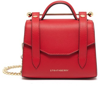 Strathberry Allegro Micro' Satchel Style Crossbody Bag