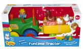 International Playthings Calico Fun Time Tracktor