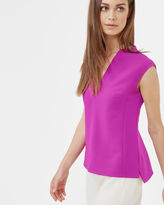 PAYSY High neck top
