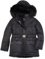 Vertical 9 Rothschild Belted Puffer Jacket - Girls 7-16