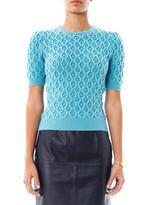 Dolce & Gabbana Textured cashmere sweater