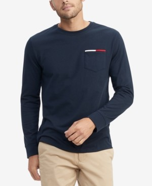 Tommy Hilfiger Men's Icon Pocket T-Shirt