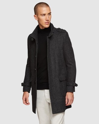 Oxford Roger Twill Overcoat