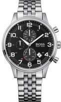 HUGO BOSS Men's 1512446 Stainless-Steel Analog Quartz Watch