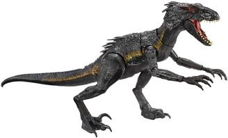 Mattel Jurassic World Grab N Growl Indoraptor Dinosaur