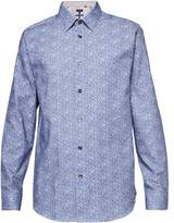 Ted Baker Montpel Floral Print Cotton Shirt