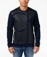 Calvin Klein Men's Colorblocked Logo Sweatshirt