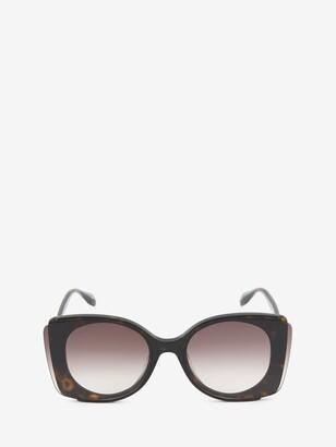 Alexander McQueen Outstanding Lenses Sunglasses