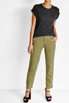 Zadig & Voltaire Cotton and Linen Pants