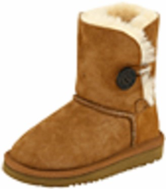 UGG Kid's T Bailey Button II Ankle Boot