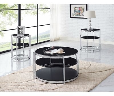 Thumbnail for your product : Mercer41 Hopwood End Table