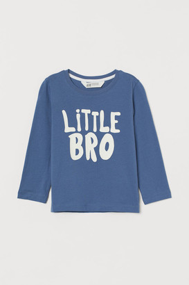 H&M Sibling Top - Blue
