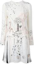 Valentino printed dress - women - Silk - 38