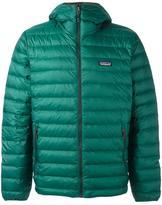 Patagonia hooded padded jacket
