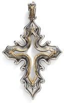 Konstantino Women's 'Hebe' Openwork Cross Pendant