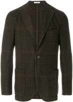 Boglioli fitted buttoned suit jacket
