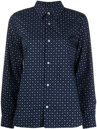 A.P.C. Mireille buttoned shirt