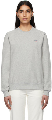 Noah NYC Grey Classic Sweatshirt