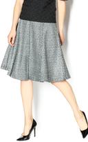 junee Wool Chevron Skirt