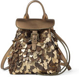 Ralph Lauren Metallic Micro Backpack