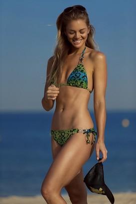 Mavele Swimwear ELECTRIC COBRA BIKINI TOP