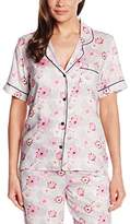 Cyberjammies Women's Peony Delight Pyjama Top,42 (EU)