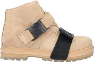 RICK OWENS x BIRKENSTOCK Ankle boots