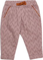 Kardashian Kids Herringbone Pleated Pants