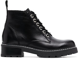 Carvela Trinket lace-up boots