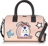 Karl Lagerfeld K/Jet Choupette Quartz Mini Duffle Bag