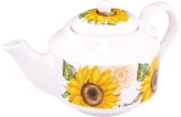 Spigarelli Sunflower Ceramic Teapot