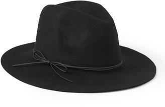 Banana Republic Wool Fedora Hat