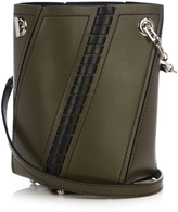 Proenza Schouler Hex mini leather cross-body bag