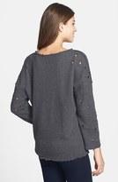 BP Destroyed Cotton Sweatshirt (Juniors)
