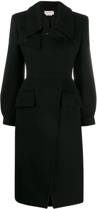 Alexander McQueen Fitted Formal Coat