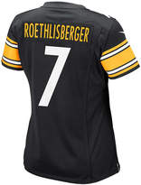 Nike Women's Ben Roethlisberger Pittsburgh Steelers Game Jersey
