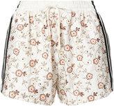 Ashish Taffeta shorts