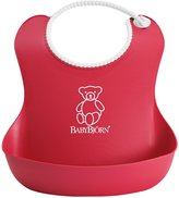 BABYBJÖRN Soft Bib - Pink/Purple - 2 ct